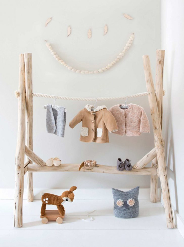 10 Cute DIY Clothes Storage Ideas For Babies