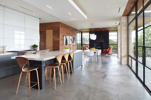 20 Natural Concrete Floors For Your Beautiful Space House Design