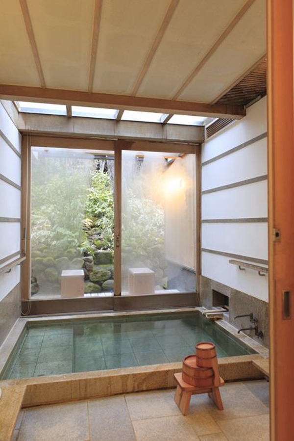 15 minimalist japanese bathroom with zen elements house for Bathroom ideas japanese