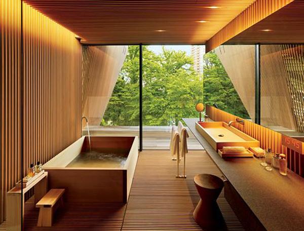 Spa Inspired Bathroom Zen