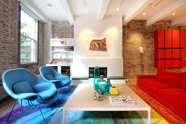 20 Cheerful Rainbow Colors For Your Home Decor House
