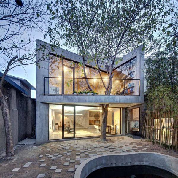 unique tree house architecture