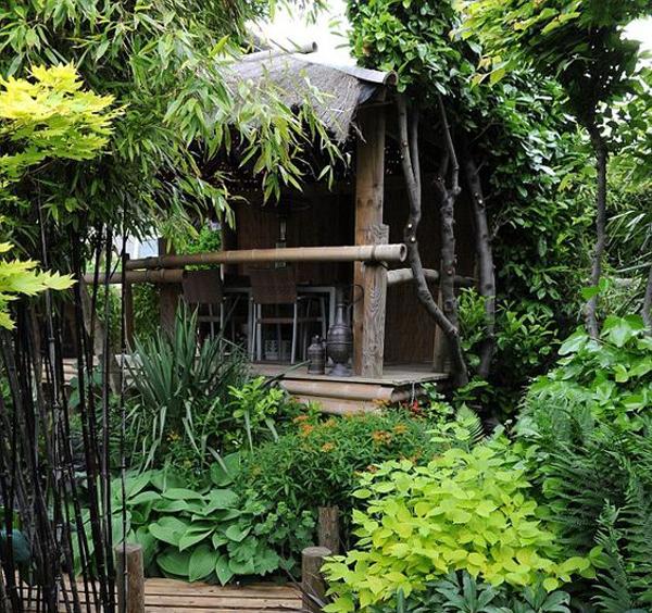 22 Shady And Fresh Gardens To Urban Jungle Ideas | House Design And Decor