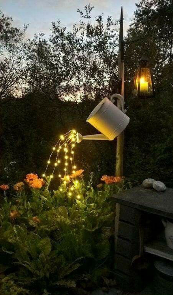 10 Simple Diy Fairy Lights To Beautify Your Garden House