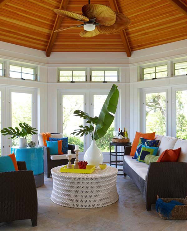 coastal interiors with tropical elements house design and decor