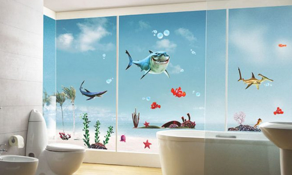 10 Finding Nemo Themed Bathroom For Kids House Design And Decor