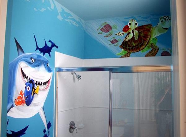 10 Finding Nemo Themed Bathroom For Kids