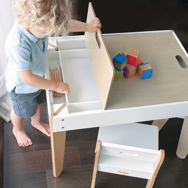 Little Modern Table And Chairs For Your Kids Choice