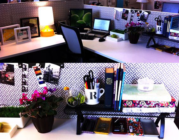 20 creative diy cubicle workspace ideas  u2013 obsigen