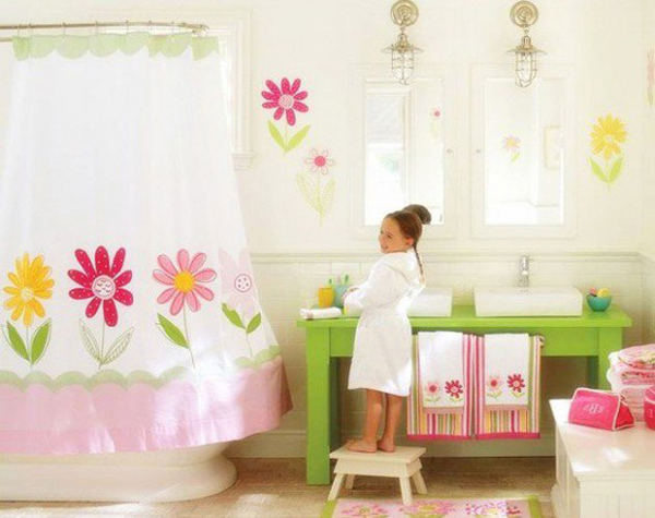 15 Most Cutest Bathroom for Fun Kids Bath