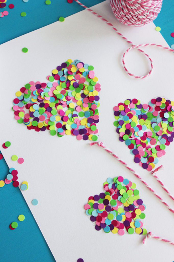 20 Cute and Easy Valentine's Day Crafts for Kids