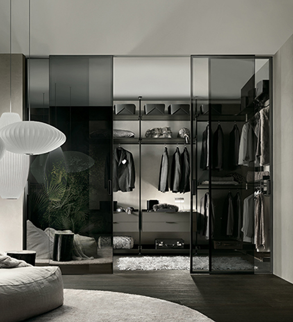Home Decor Innovations Closet Doors: Modern And Aesthetic Sliding Doors From Rimadesio