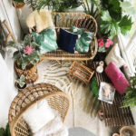 15 Most Beautiful Bohemian Balcony Ideas