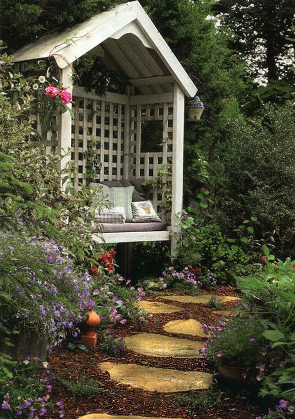 20 Most Beautiful Secret Gardens And Romantic Areas