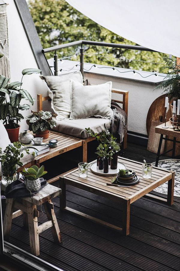 Stylish Balcony Gardening Ideas