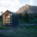 Beautiful Prefab Cabin to Life in Nature