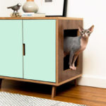Mid-Century Modern Pet Furniture by Modernist Cat