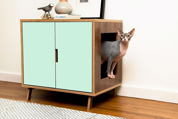 Mid Century Modern Pet Furniture By Modernist Cat