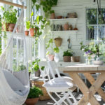 23 Cozy and Bright Sunroom that Filled with Light