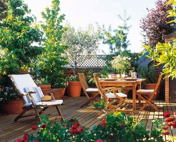 45 Most Beautiful Rooftop Garden Ideas For Your Urban Life