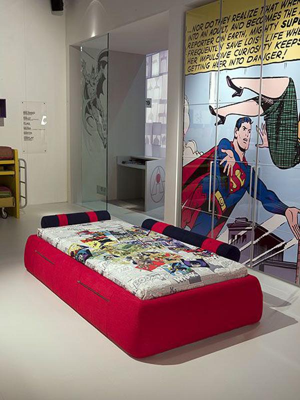superman-kids-themed-bedroom-decor