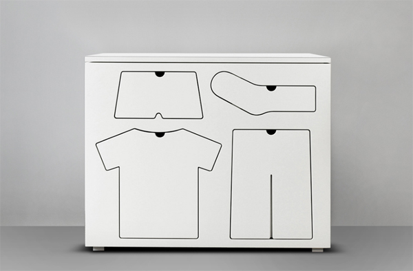 The Training Dresser For Kids Learning