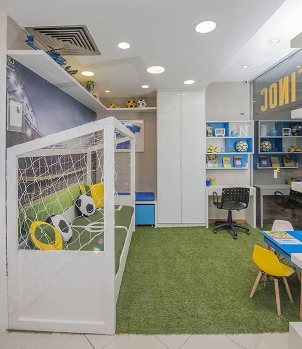 Soccer Themed Bedroom Ideas For Boys