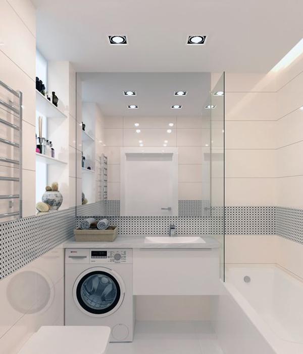 amazing-tiny-bathroom-with-laundry-room-designs on Amazing Laundry Rooms  id=17955