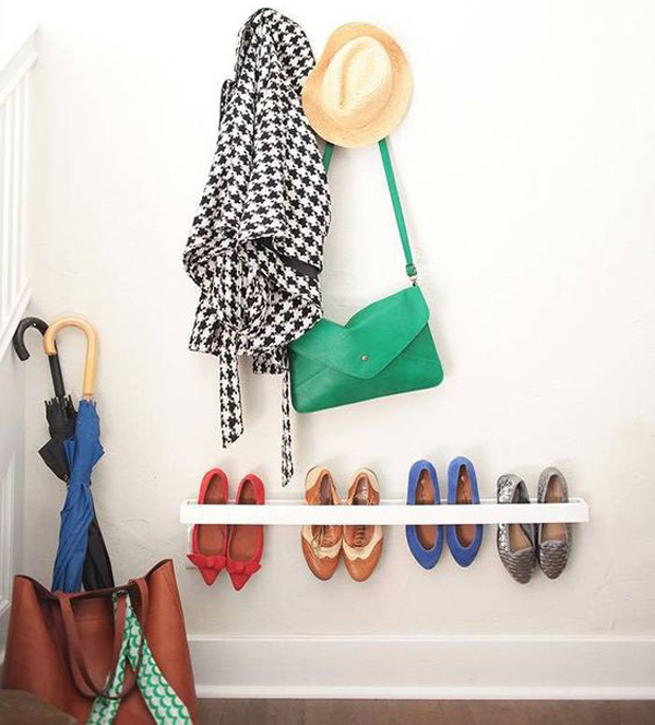 22 Clever Shoe Storage Ideas That Women Must Have