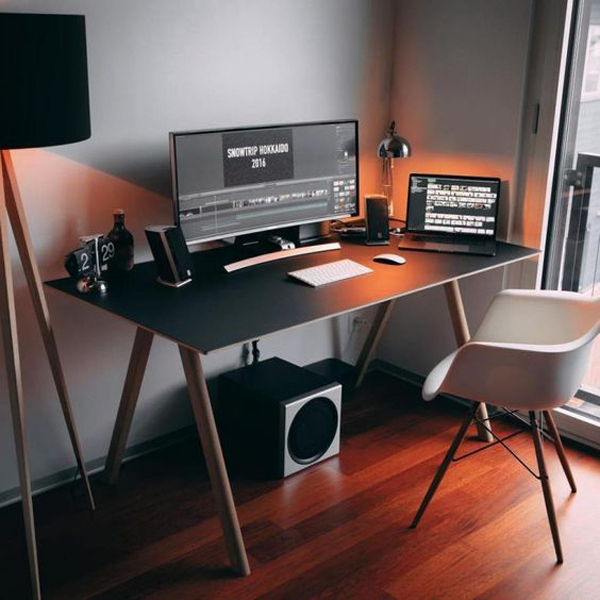 20 Coolest Boys Bedroom Ideas With Computer Gaming Desks ...