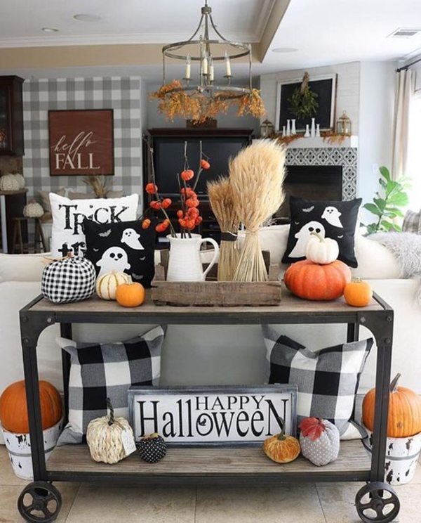 22 Most Beautiful Halloween Decor You Need To Copy