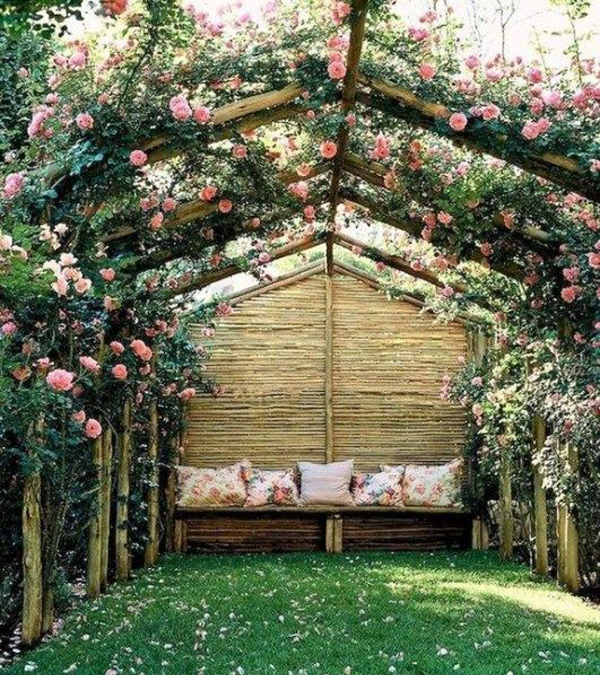 25 Most Romantic Pergola Ideas For Your Inspiring