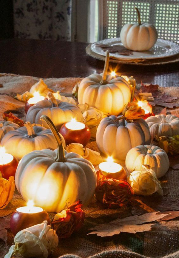20 Most Romantic Fall Decor To Surprise Your Love