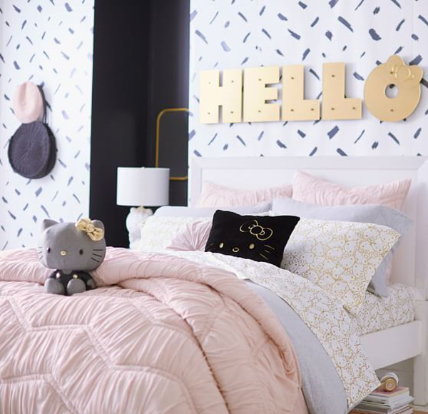 10 Stylish Ways To Bring Hello Kitty Accents In Your Room