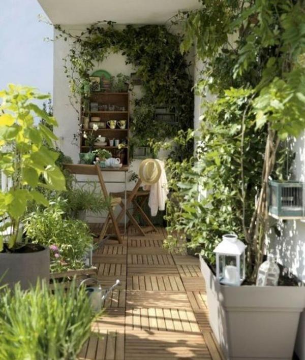 Garden City Apartments: 30 Small Balcony Garden Ideas For City Apartment