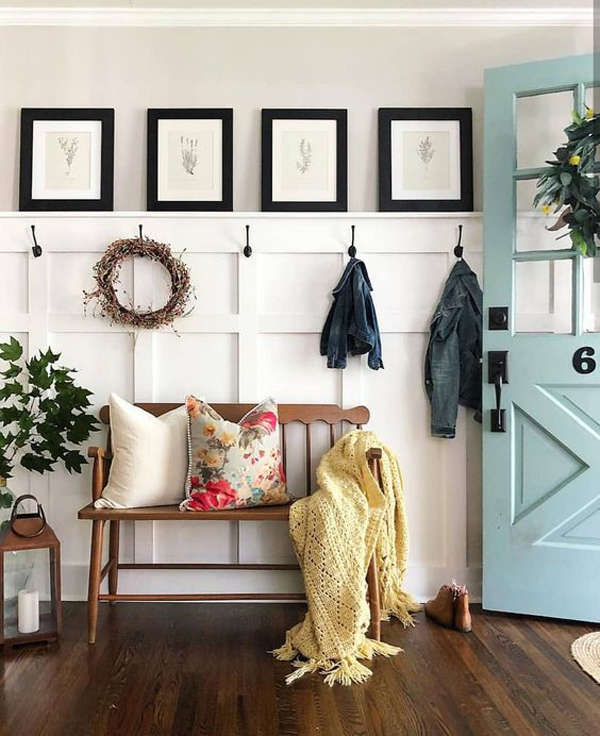 25 Easy DIY Mudroom Ideas To Help Your Organize