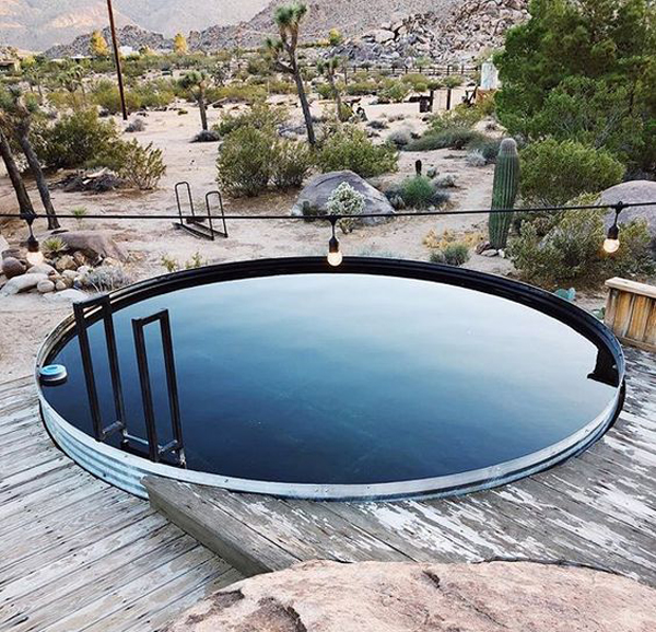 22 Cool Round Pools That Makes Anyone Want To Soak