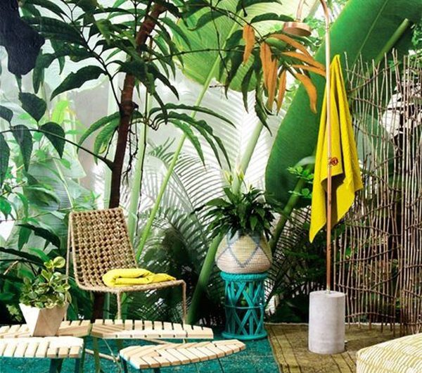 25 Dreamy Tropical Interior Design For This Summer
