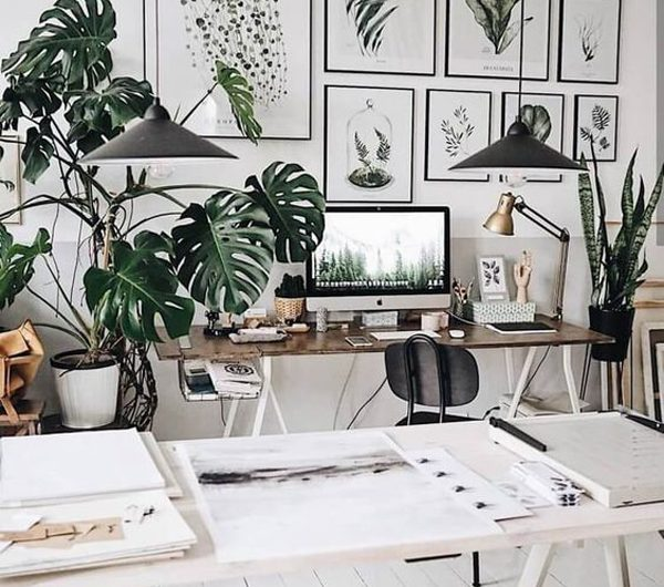 32 Creative Home Office Design That Make Your More Productive