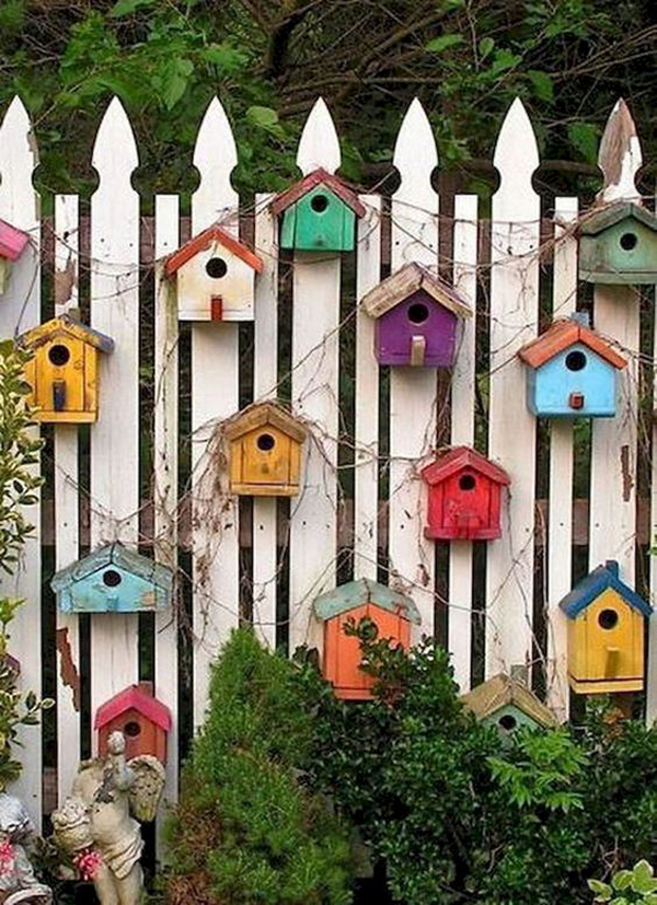 27 Creative Spring Garden Decorating Ideas You'll Love