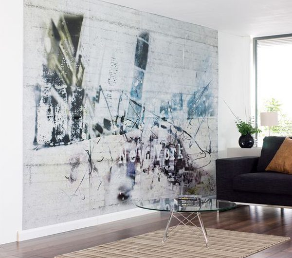 23 Trendy Interior Graffiti Ideas For Urban Style