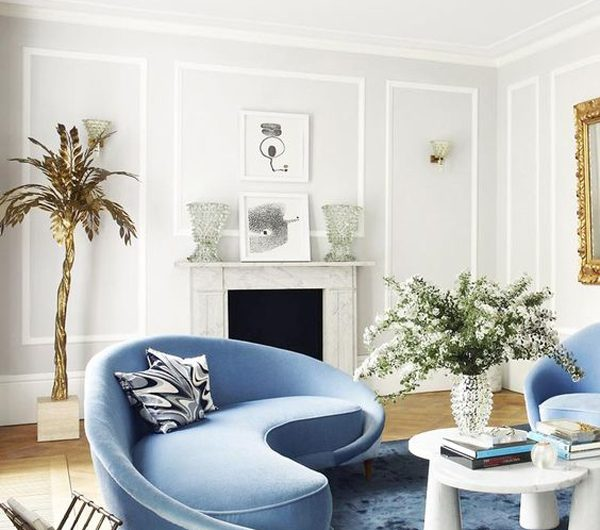 31 Popular Curvy Sofas That 70s Inspired