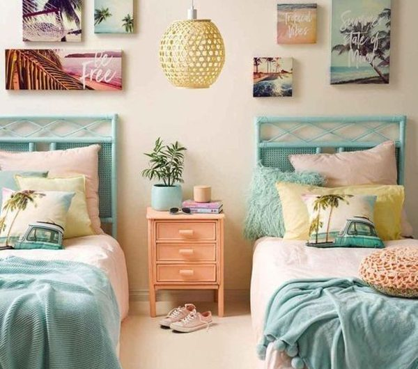 20 Trendy Beach Themed Bedroom Ideas For Teens