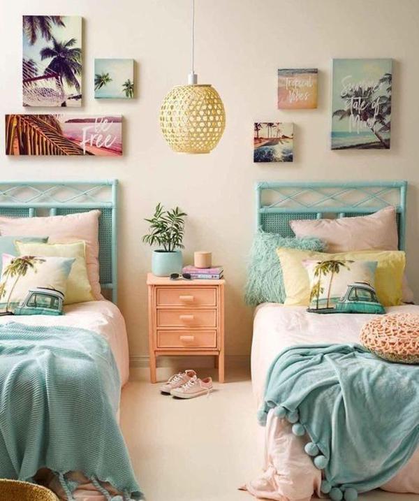 20 Trendy Beach Themed Bedroom Ideas For Teens