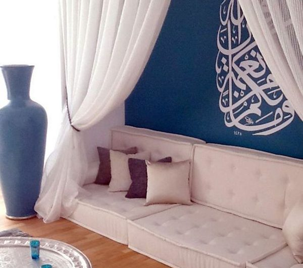 24 Soothing Living Room Decor Ideas For Eid Mubarak
