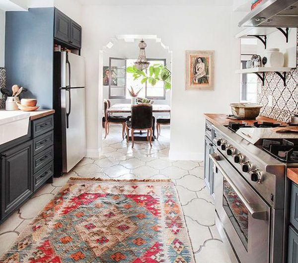 20 Vintage Persian Rug Ideas That Will Timeless In Kitchen