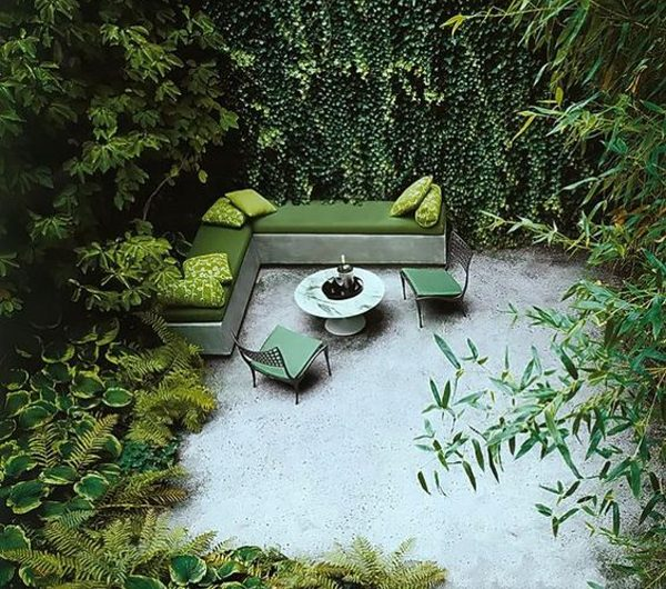 5 Creative Ways To Make Relaxing Gardens At Home