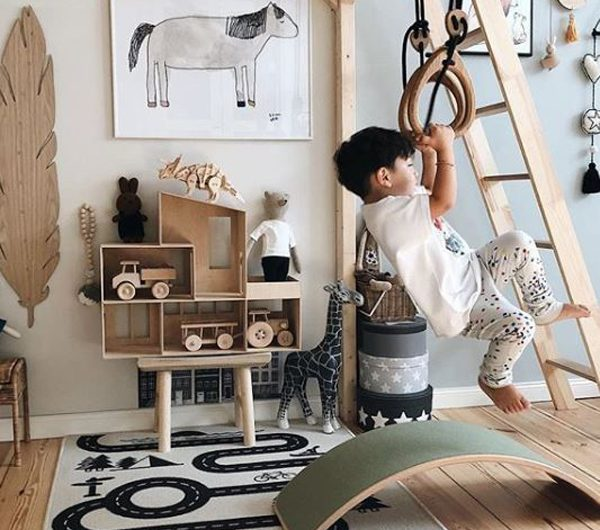 32 Indoor Kids Playground Ideas For Stay At Home