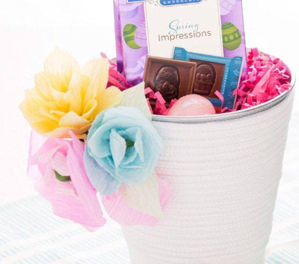 27 Cute DIY Easter Basket Ideas With Holiday Spirit