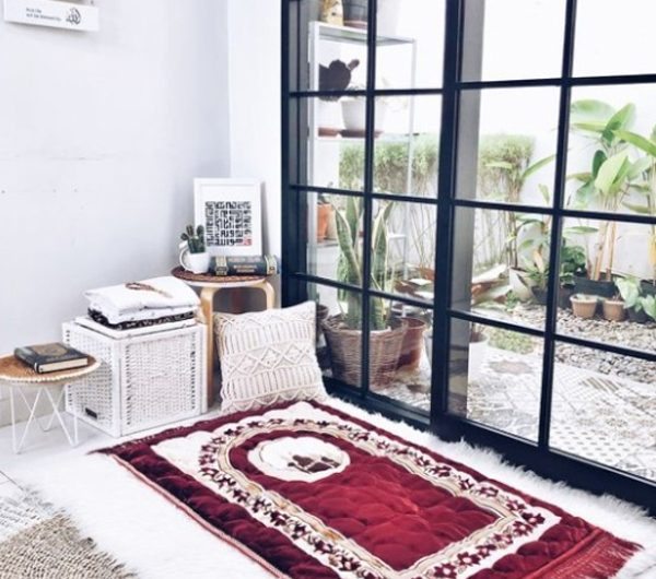 27 Beautiful Praying Room Ideas For This Ramadan